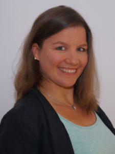 Portrait der Schulpsychologin Frau Bacher